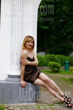 Tanya from Sumy 26 years - attractive lady. My small public photo.
