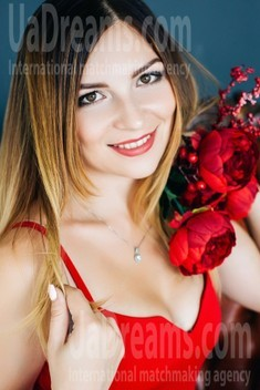 Yulichka from Lutsk 29 years - loving woman. My small public photo.