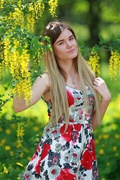 Anna from Kremenchug 19 years - single russian woman. My mid primary photo.