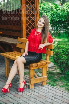 Tanya from Lutsk 23 years - bright smile. My small public photo.