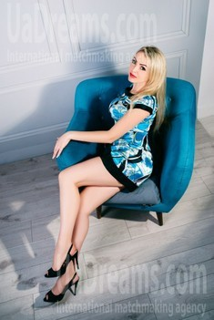 Natasha from Cherkasy 33 years - Warm-hearted girl. My small public photo.