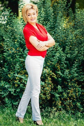 Larisa from Poltava 56 years - look for a man. My small primary photo.