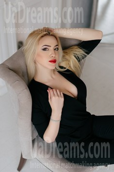 Anya from Ivano-Frankovsk 24 years - independent woman. My small public photo.