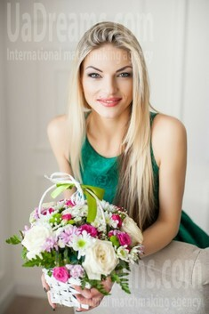 Christina from Ivanofrankovsk 28 years - romantic girl. My small public photo.