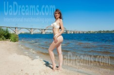 Kseniya from Dnipro 28 years - clever beauty. My small public photo.