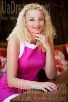 Irishka from Lutsk 37 years - bride for you. My small public photo.