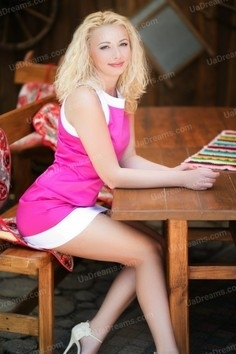 Irishka Lutsk 38 y.o. - intelligent lady - small public photo.
