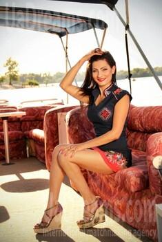 Irochka from Zaporozhye 32 years - loving woman. My small public photo.