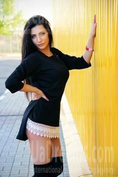 Irochka from Zaporozhye 32 years - single russian woman. My small public photo.