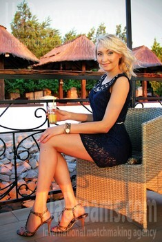Olga from Zaporozhye 31 years - looking for relationship. My small public photo.