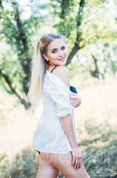 Anna from Sumy 29 years - future wife. My small public photo.