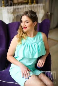 Anna from Sumy 29 years - charm and softness. My small public photo.