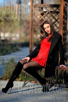 Vladlena from Sumy 29 years - kind russian girl. My small public photo.