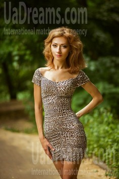Alyona from Kiev 31 years - charm and softness. My small public photo.