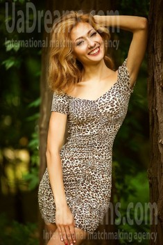 Alyona from Kiev 30 years - single russian woman. My small public photo.