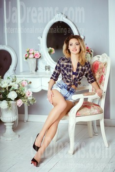 Alyona from Kiev 32 years - waiting for husband. My small public photo.