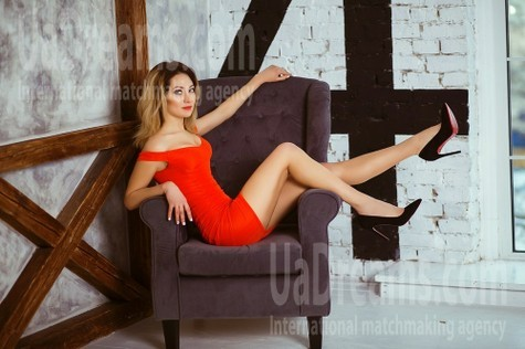 Alyona from Kiev 30 years - nice fiancee. My small public photo.