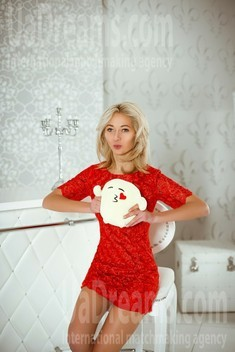 Alyona from Kiev 32 years - desirable woman. My small public photo.