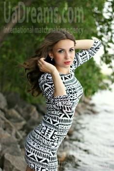 Kristina from Kremenchug 25 years - beautiful and wild. My small public photo.