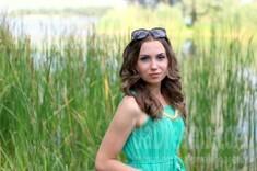 Kristina from Kremenchug 25 years - intelligent lady. My small public photo.