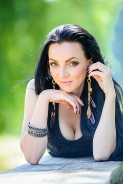 Ilona from Ivanofrankovsk 28 years - desirable woman. My mid primary photo.