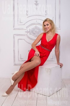 Kateryna from Kharkov 29 years - sunny smile. My small public photo.