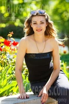 Nastya from Kremenchug 29 years - good mood. My small public photo.