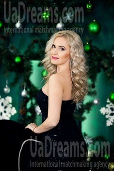 Anastasiya from Dnipro 28 years - girl for marriage. My small public photo.