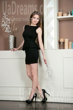 Vika from Zaporozhye 25 years - bride for you. My small public photo.