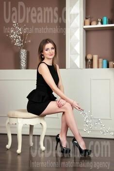 Vika from Zaporozhye 25 years - nice fiancee. My small public photo.
