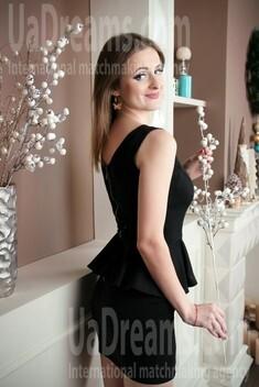 Vika from Zaporozhye 25 years - future bride. My small public photo.