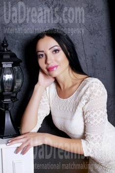 Milochka from Sumy 32 years - loving woman. My small public photo.
