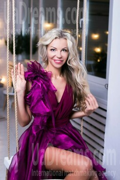 Alla from Sumy 35 years - future wife. My small public photo.