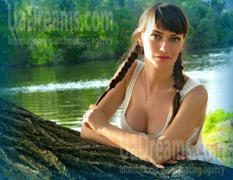 Katherine from Zaporozhye 39 years - kind russian girl. My small public photo.