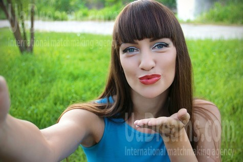 Katherine from Zaporozhye 36 years - look for fiance. My small public photo.