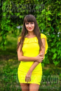 Katherine from Zaporozhye 36 years - romantic girl. My small public photo.