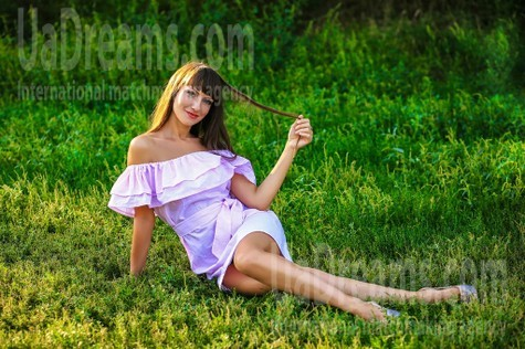 Katherine from Zaporozhye 38 years - kind russian girl. My small public photo.