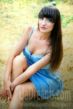 Katherine from Zaporozhye 38 years - Music-lover girl. My small public photo.