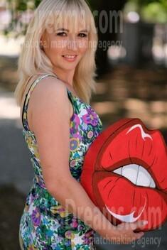 Svetlana 35 years - eyes lakes. My small public photo.