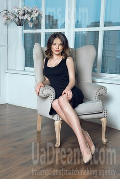 Olya from Dnipro 25 years - single russian woman. My small public photo.
