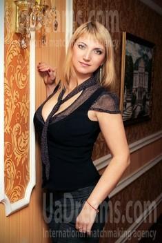 Oksana from Zaporozhye 37 years - ukrainian girl. My small public photo.