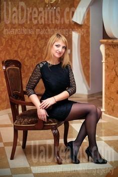 Oksana from Zaporozhye 37 years - girl for marriage. My small public photo.