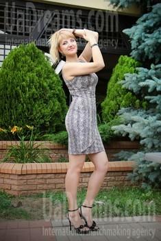 Oksana from Zaporozhye 37 years - favorite dress. My small public photo.