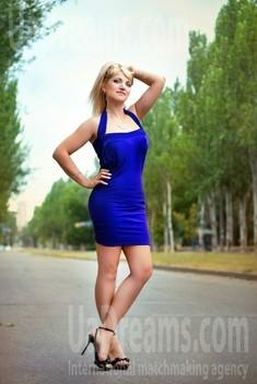 Oksana from Zaporozhye 40 years - sunny day. My small public photo.