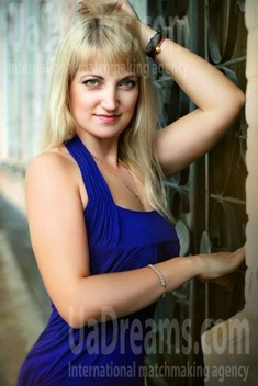 Oksana from Zaporozhye 39 years - easy charm. My small public photo.