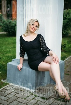 Irina from Sumy 36 years - kind russian girl. My small public photo.