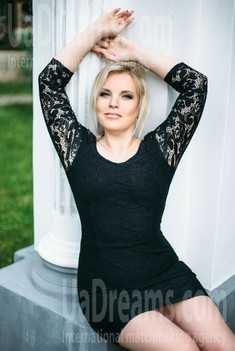 Irina from Sumy 36 years - attentive lady. My small public photo.