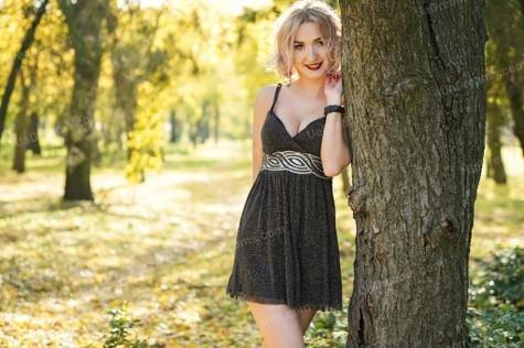 Alina 23 years - single russian woman. My small public photo.