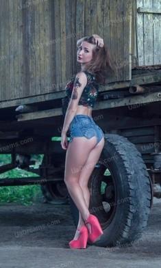 Alina 24 years - ukrainian girl. My small public photo.