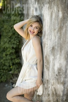 Alina 24 years - ukrainian woman. My small public photo.